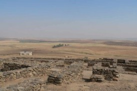 Restos arqueológicos de Hornachuelos