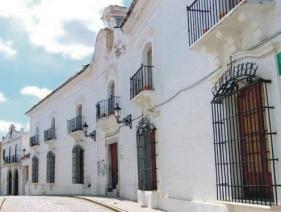 fachada Casa Palacio Vargas-Zuñiga