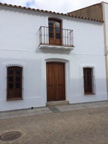 Casa natal de D. Juan Meléndez Valdés.